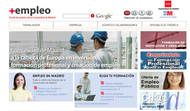 C mo sellar el paro en internet productos financieros for Oficina virtual sellar paro